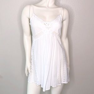 In Bloom by Jonquil Livia Chemise White